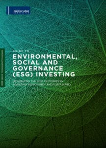 Environmental, Social & Governance (ESG) Investing